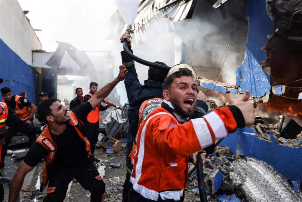 العدوان الإسرائيلي مستمر: ارتفاع عدد الشهداء والجرحى والنازحين