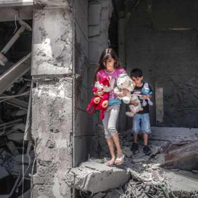 ميركل «تتضامن» مع إسرائيل