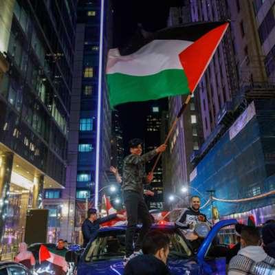 الشرطة الكندية تلاحق مناصري فلسطين