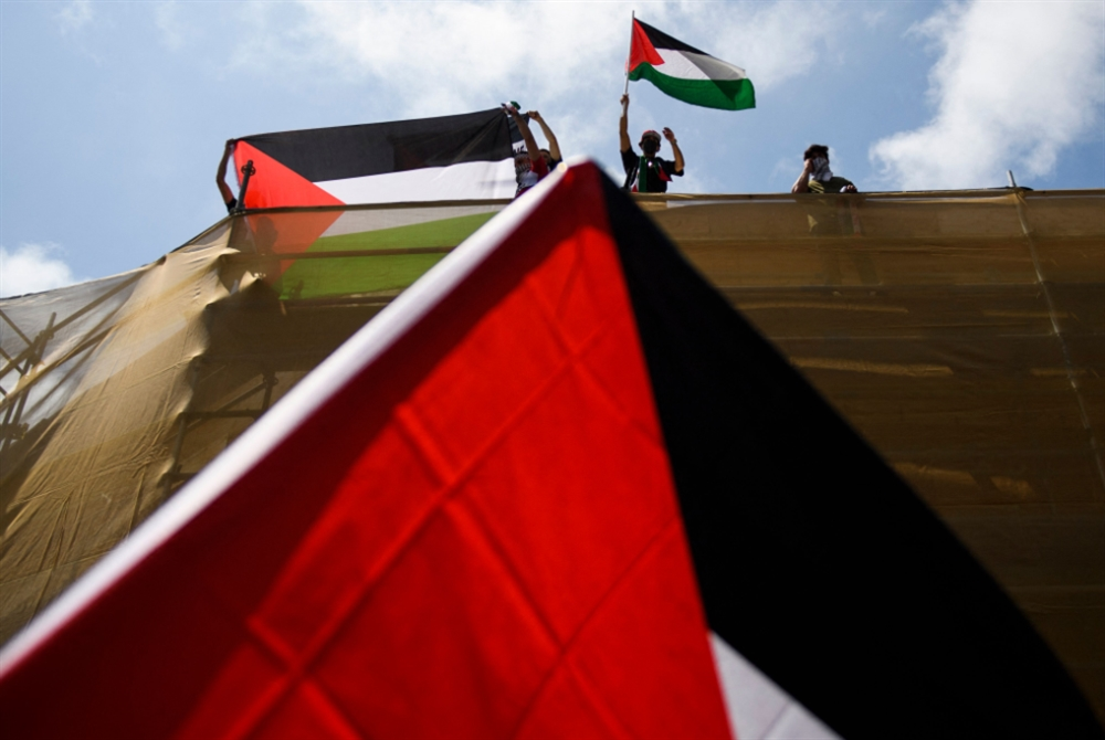 رفضٌ أميركي ثالث لمسوّدة بيان أممي حول فلسطين