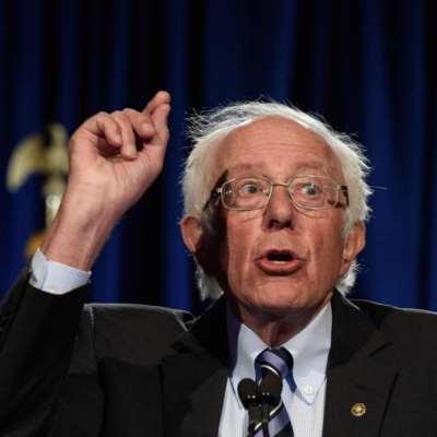 بيرني ساندرز يسعى لمنع صفقة بيع أسلحة أميركية لإسرائيل