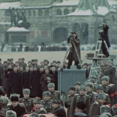 سيرغي لوزنيتسا عائداً إلى «جنازة» ستالين