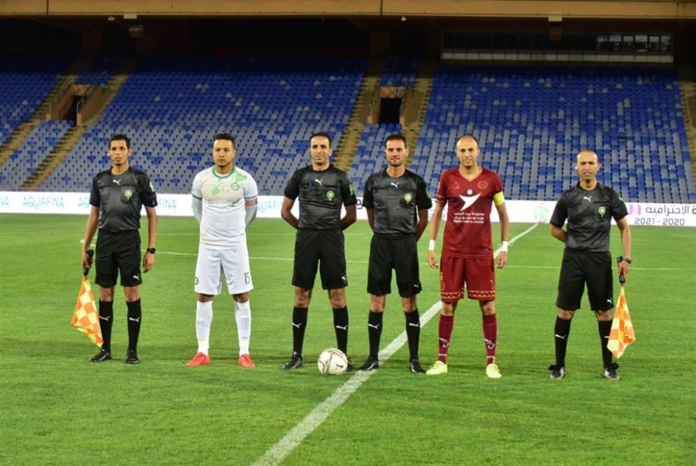 شاهد... هدفٌ طريفٌ في الدوري المغربيّ