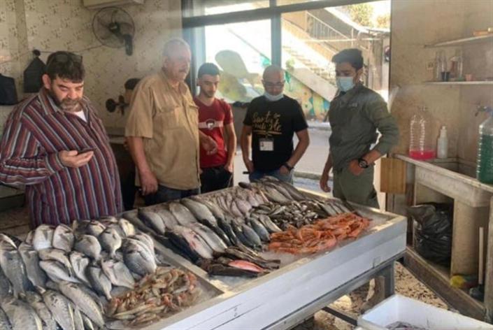 هل وجدت أسماك القرعون النافقة طريقها إلى طرابلس؟