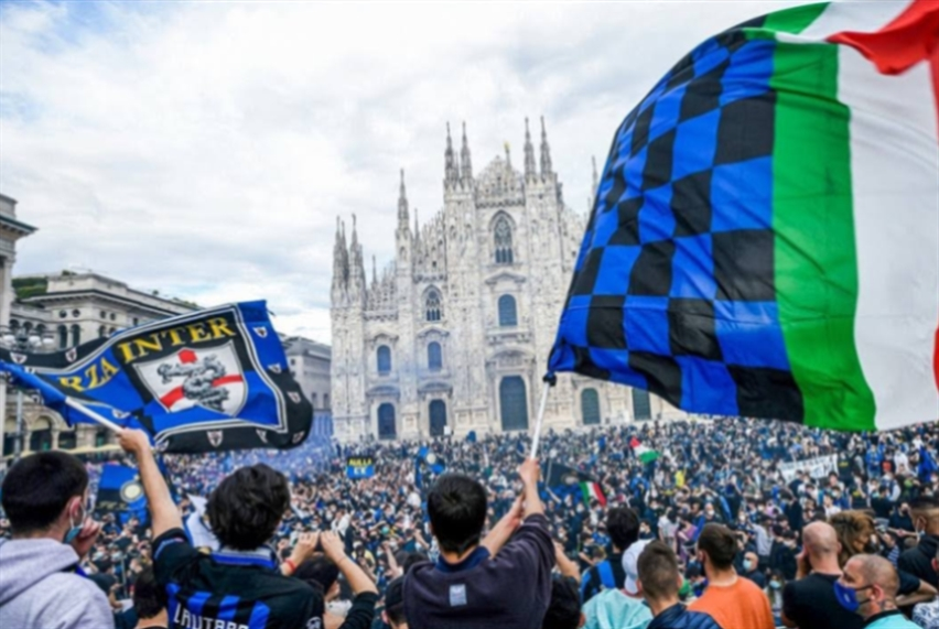 إنتر ميلانو بطل إيطاليا... نجاحٌ فني واستقرارٌ إداري