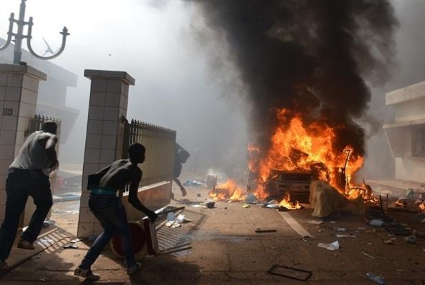 عشرات القتلى في هجوم لمتطرّفين في بوركينا فاسو!