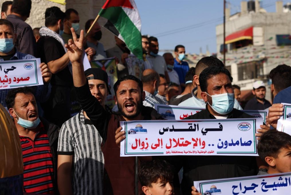 أهالي «الشيخ جرّاح» صامدون: ورقة رابحة بمواجهة إسرائيل