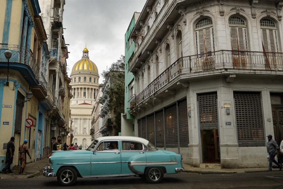 هافانا: المخاوف الأميركية حول صحة الفنان المعارض «مخزية»