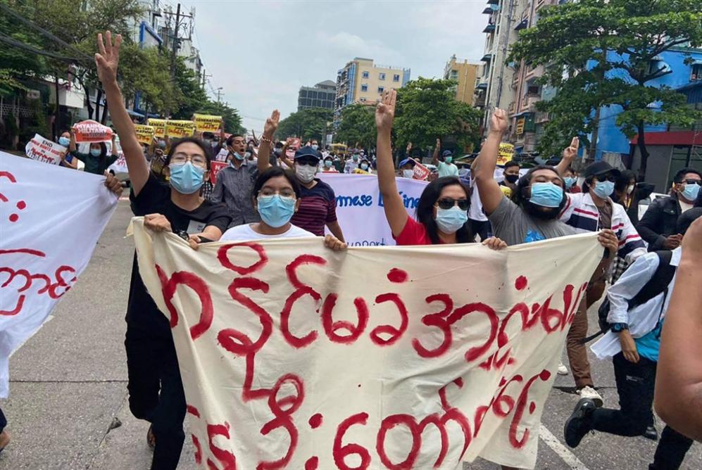 ميانمار: مقتل خمسة أشخاص بينهم برلماني معزول