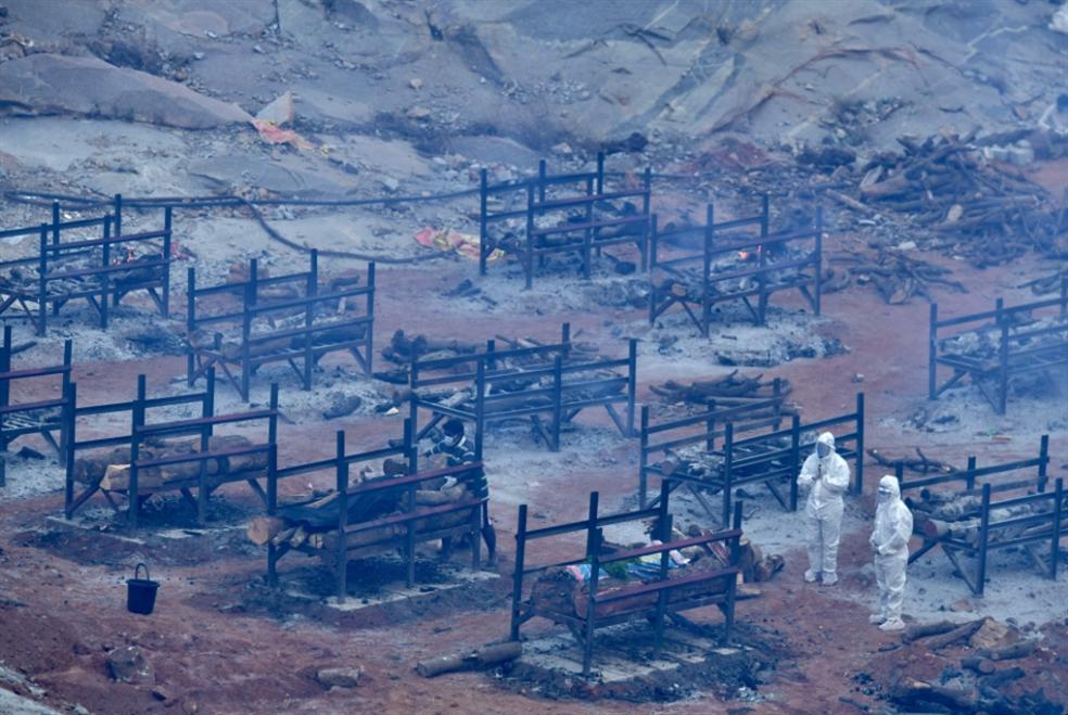 عدد إصابات «كورونا» في الهند يتجاوز الـ20 مليوناً