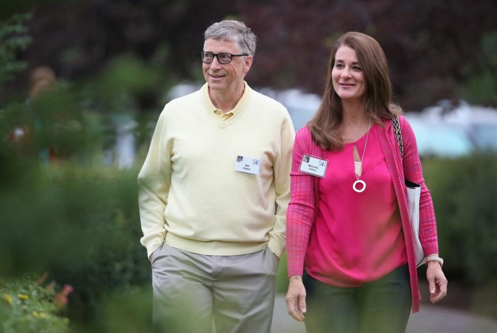 بيل وميليندا غيتس «ما عادا قادرين على الاستمرار معاً كزوجين»
