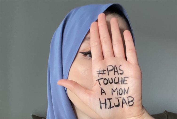 «ارفعوا أيديكم عن حجابي»: حملة في فرنسا ضدّ حظر حجاب القاصرات!