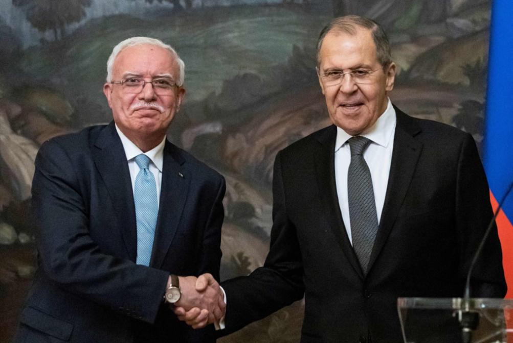 لافروف: روسيا مهتمة بنزع فتيل التصعيد في فلسطين