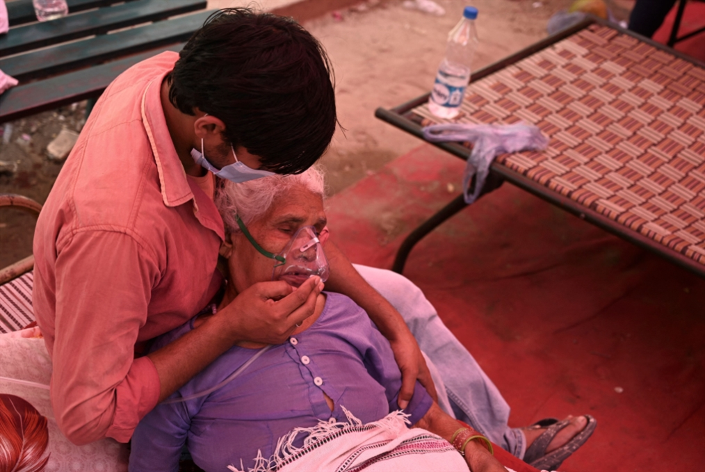 كورونا   نصف الإصابات وربع الوفيات الجديدة عالمياً... في الهند