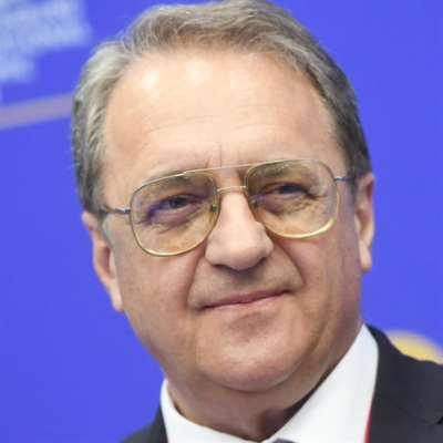 بوغدانوف: أزور لبنان بعد تأليف الحكومة