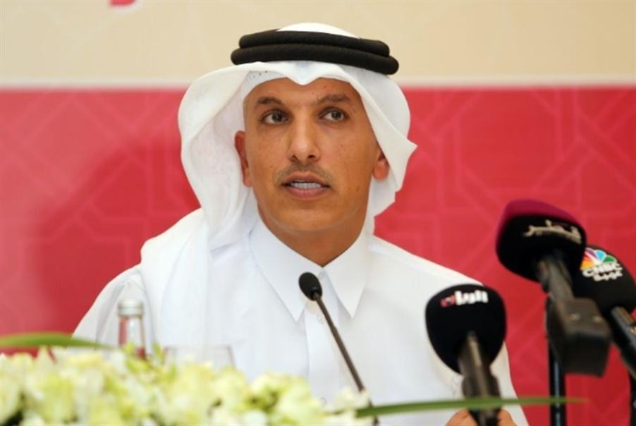 إقالة وزير المالية القطري بتهم فساد