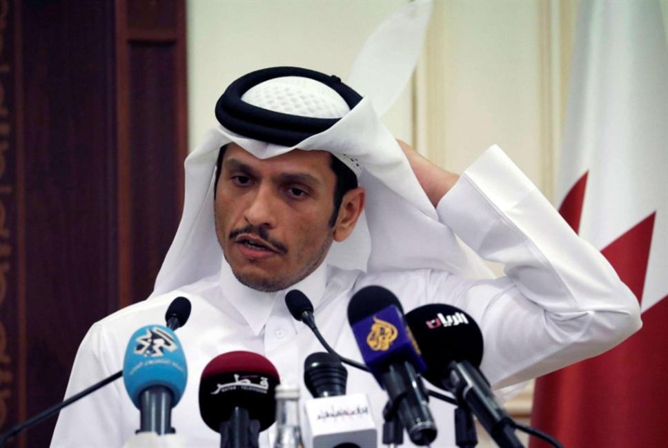 وزير الخارجية القطري: على دول الخليج وإيران الإتفاق على صيغة للحوار