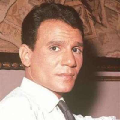 عبد الحليم حافظ يغني في عيد الفطر
