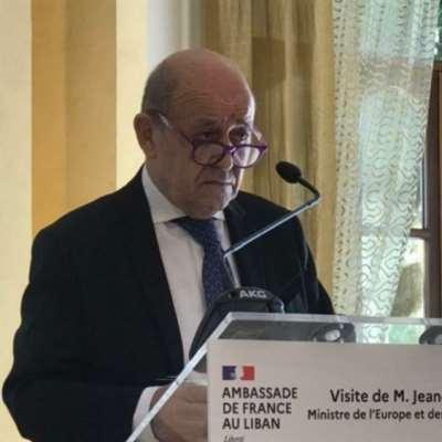 لودريان يغادر مستاءً: عقوباتنا على ساسة لبنان ستشتد