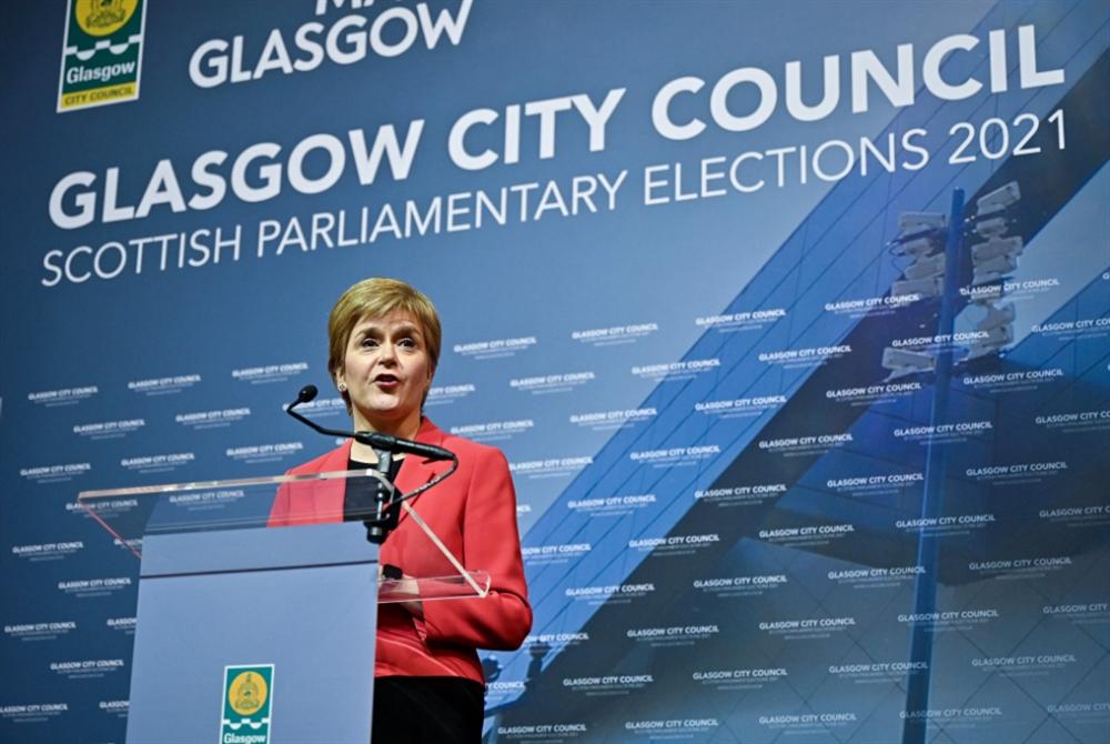 رئيسة وزراء اسكتلندا تعِد باستفتاء جديد للانفصال عن بريطانيا!
