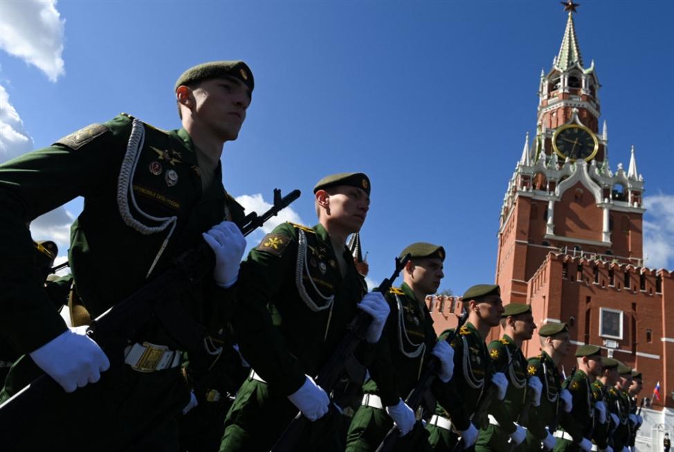 بوتين في «يوم النصر»: ملتزمون الدفاع عن شعبنا ومصلحة وطننا