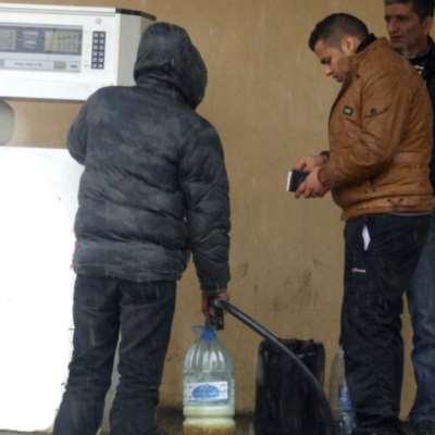 طوابير وإشكالات أمام محطّات الوقود في طرابلس