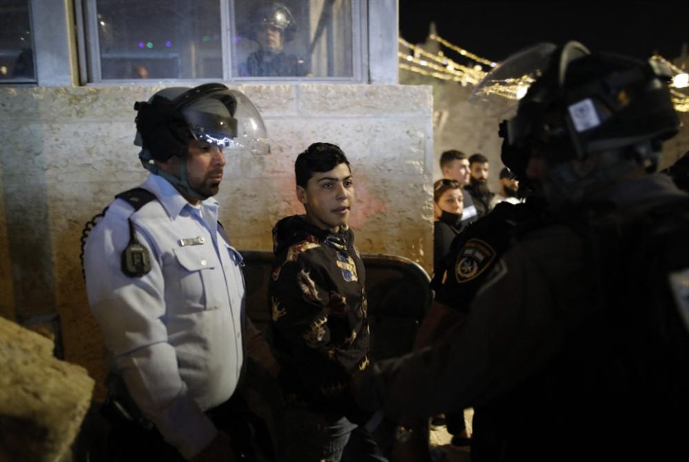 «يونيسف»: إصابة 29 طفلاً فلسطينياً في القدس المحتلة