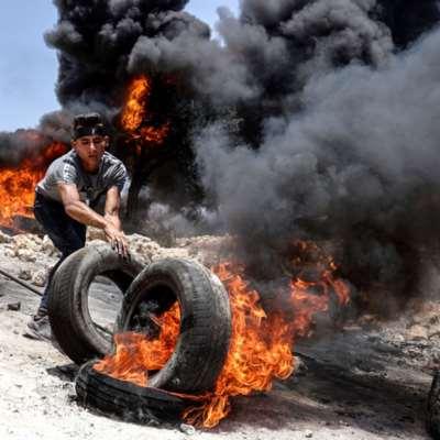 استشهاد فتى فلسطيني برصاص الاحتلال في نابلس