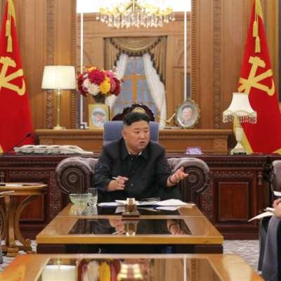 بيونغ يانغ: كيم جونغ أون يدعو إلى تعزيز القوة العسكرية للبلاد