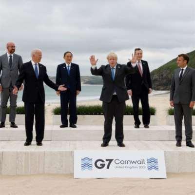 قمة «مجموعة السبع»: النفوذ الصيني على رأس جدول الأعمال