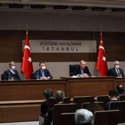 إردوغان يدعو بايدن إلى تجاوز الخلافات قبل اجتماع «الأطلسي»