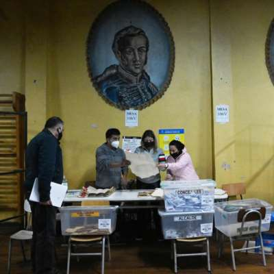 جولة ثانية لانتخابات تشيلي المحليّة