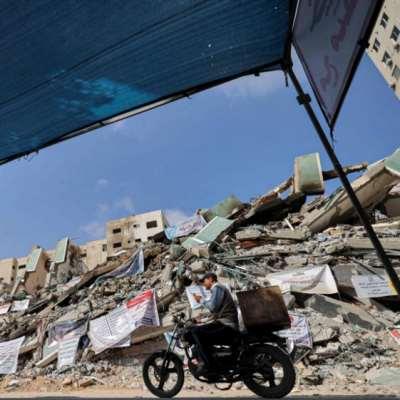 العدو يواصل حصار غزة