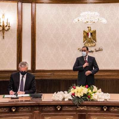 مشاريع فرنسية في مصر بكلفة 3.8 مليار يورو