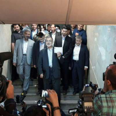 الانتخابات الإيرانية: انسحاب زاكاني لمصلحة رئيسي