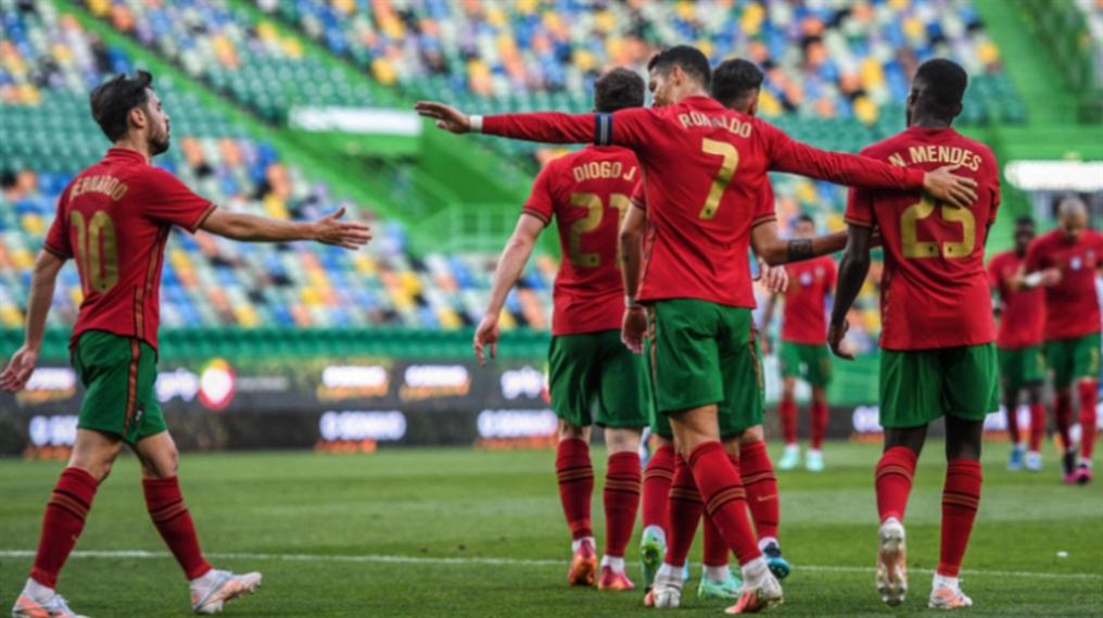 صورة البرتغال جاهزة للدفاع عن لقبها... المشوار يبدأ من المجر