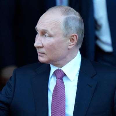 بوتين يهنّئ رئيسي على فوزه في انتخابات الرئاسة