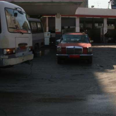 تخصيص محطّة بنزين للسائقين العموميين في بيروت
