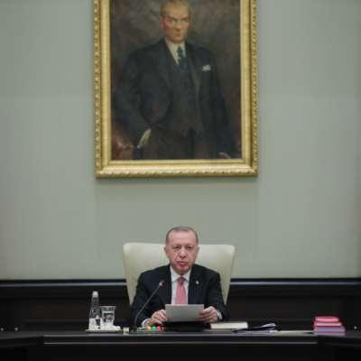 إردوغان عن لقائه مع بايدن: فتحَ الأبواب لـ«حقبة جديدة»