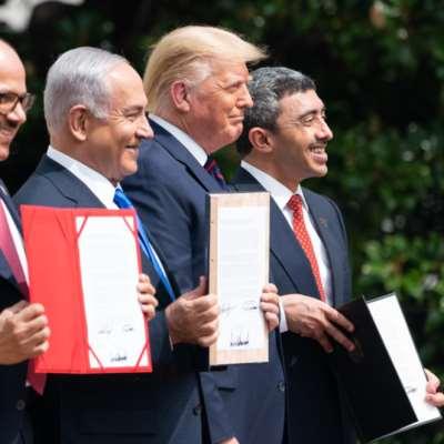 بايدن يدفن إرث ترامب: لا «اتفاقيات أبراهام» بعد اليوم... تطبيع فقط!