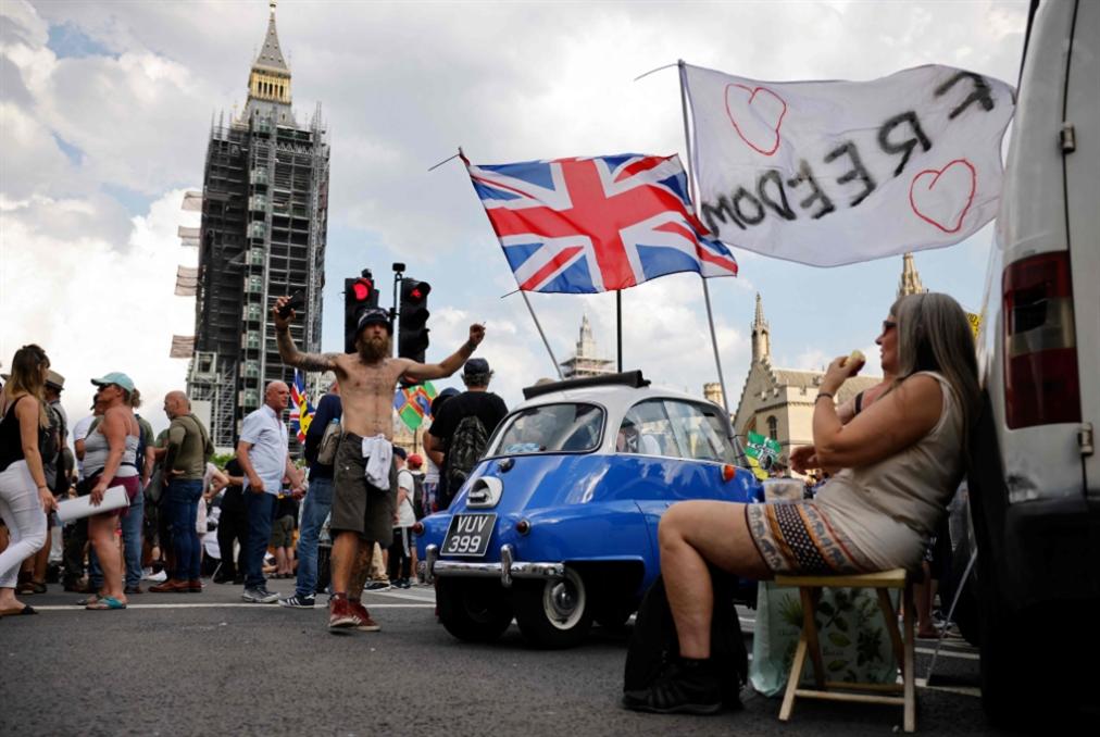 المفوضية الأوروبية ترفض «إعادة التفاوض» مع بريطانيا