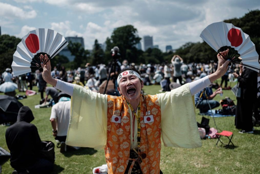 الأولمبياد يُرهق اقتصاد اليابان... عجز يفوق 7 مليارات دولار
