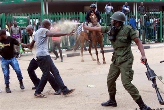 رئيس زامبيا ينشر الجيش في وجه «العنف الانتخابي»