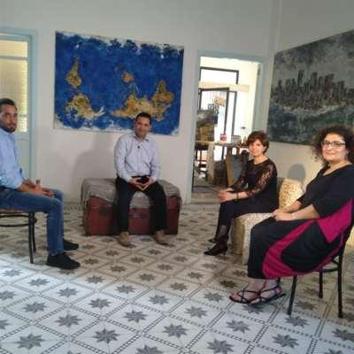 صحافيّون في ضيافة فراس خليفة: جراح لا تندمل!