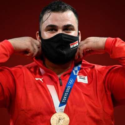معن أسعد يُهدي سوريا أوّل ميدالية منذ17 عاماً
