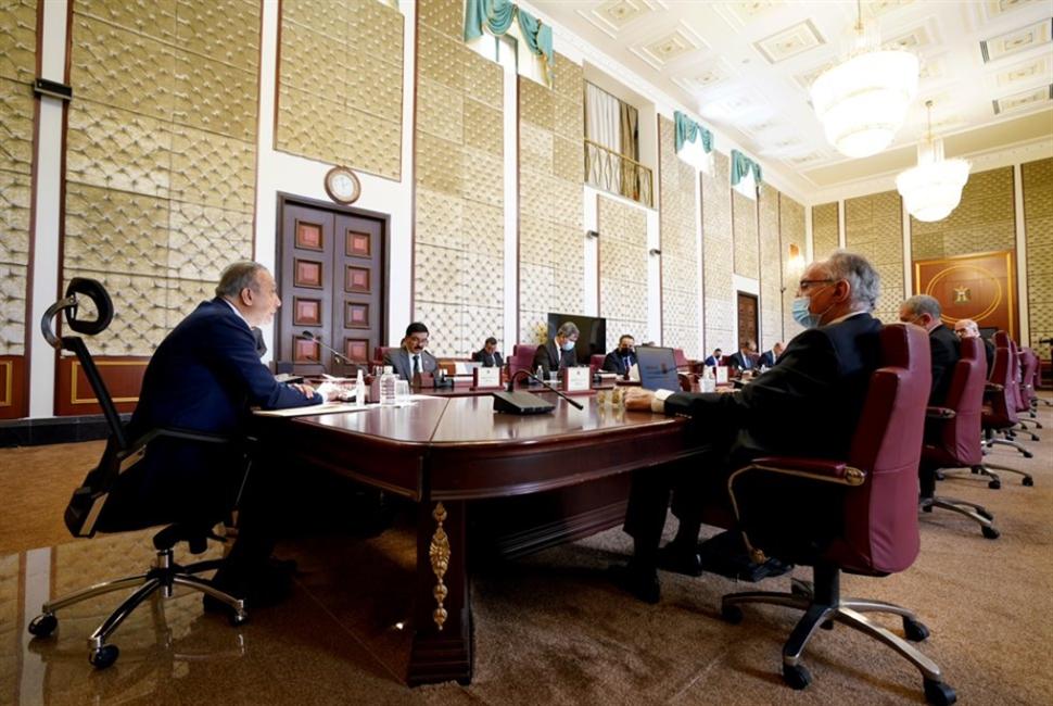 الكاظمي يتعهد بإعادة مليارات الدولارات المهربة لخارج البلاد
