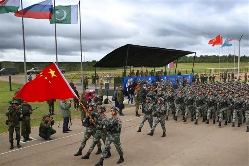 مناورات «شنغهاي للتعاون» تجمع الصين وروسيا وجوار أفغانستان