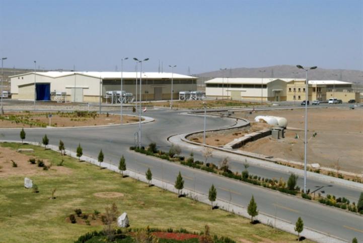 إيران تمنع المفتّشين من الدخول إلى ورشة لتصنيع أجهزة الطرد