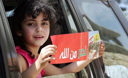 العودة المنتصرة (أرشيف - وائل اللادقي)