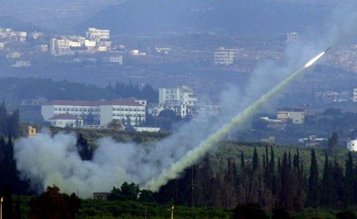 صواريخ المقاومة في طريقها من صور إلى حيفا (أرشيف - حسن عمّار)